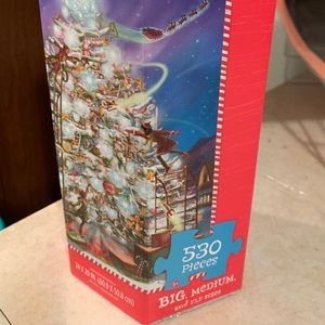 Other - Large Christmas puzzle